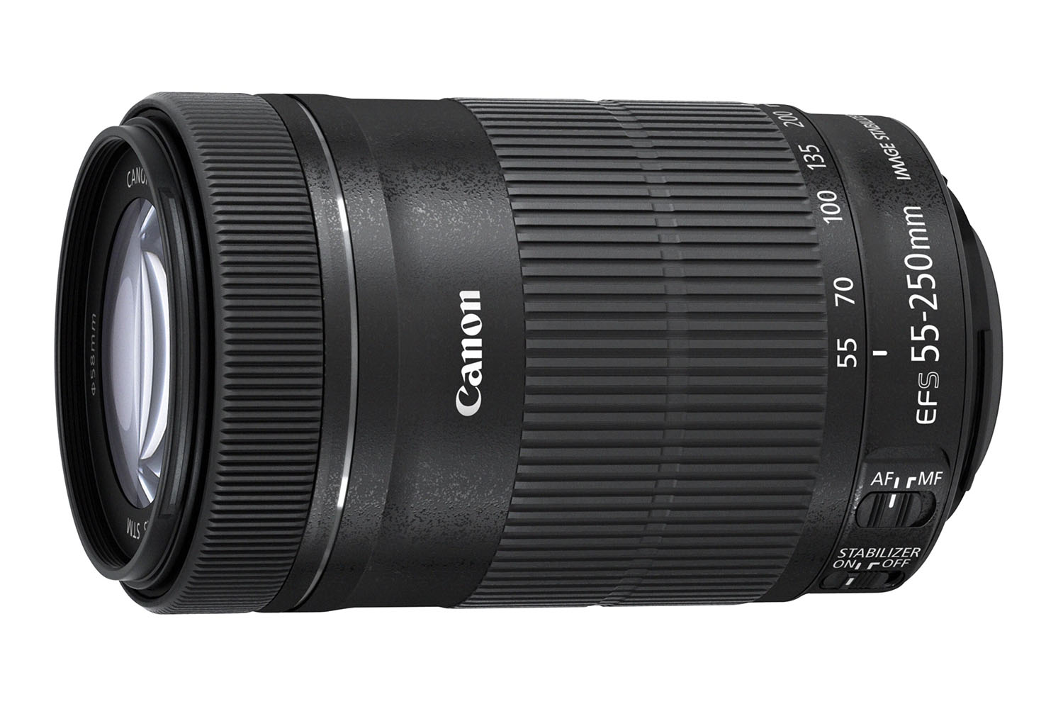 The affordable Canon EF-S 55-250mm f/4-5.6 IS STM