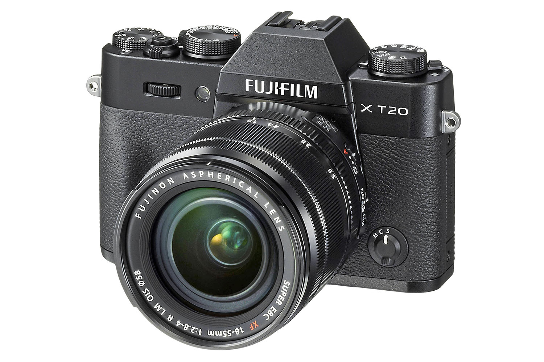 The enthusiast Fujifilm X-T20 CSC