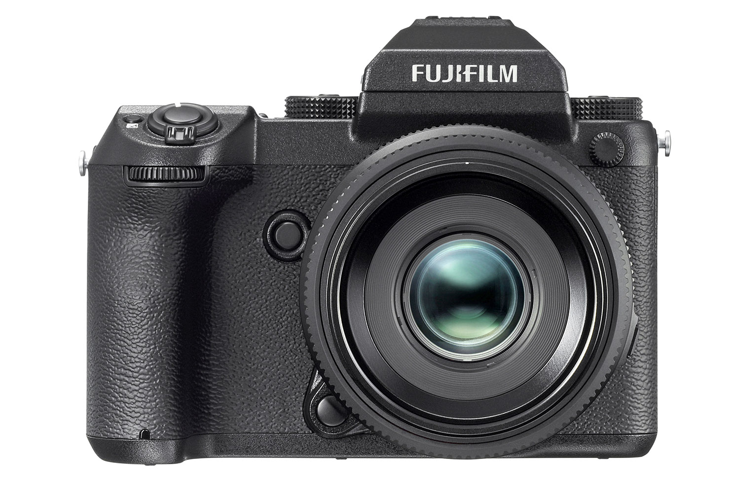 The GFX 50S is Fuji's first mirrorless medium-format camera