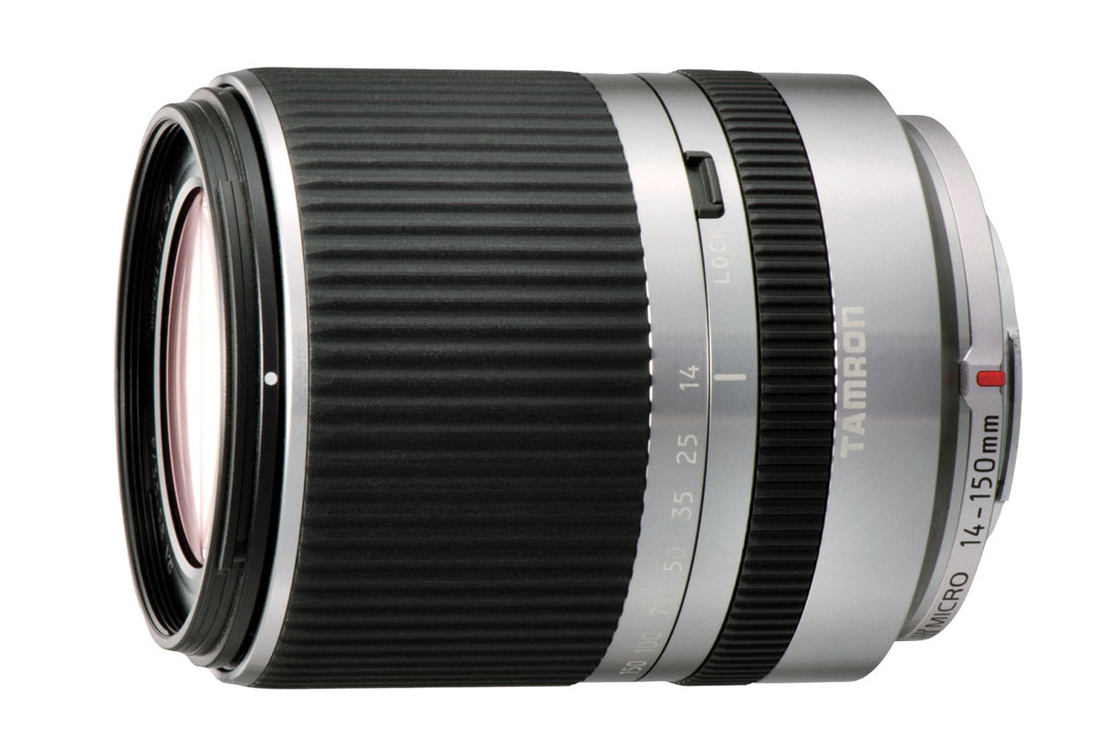 The Tamron 14-150mm f/3.5-5.8 Di III lens for mirrorless cameras