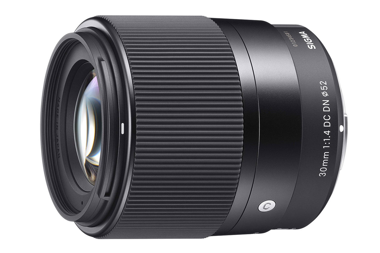 The Sigma 30mm f/1.4 DC DN | C lens for mirrorless cameras