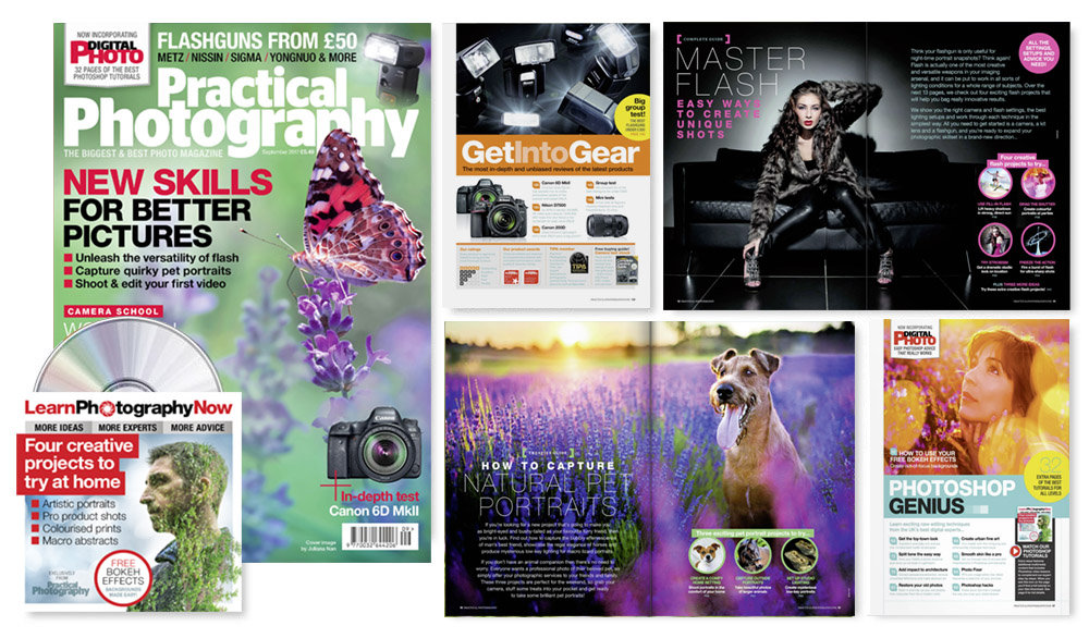 September 2017 issue of Practical Photography