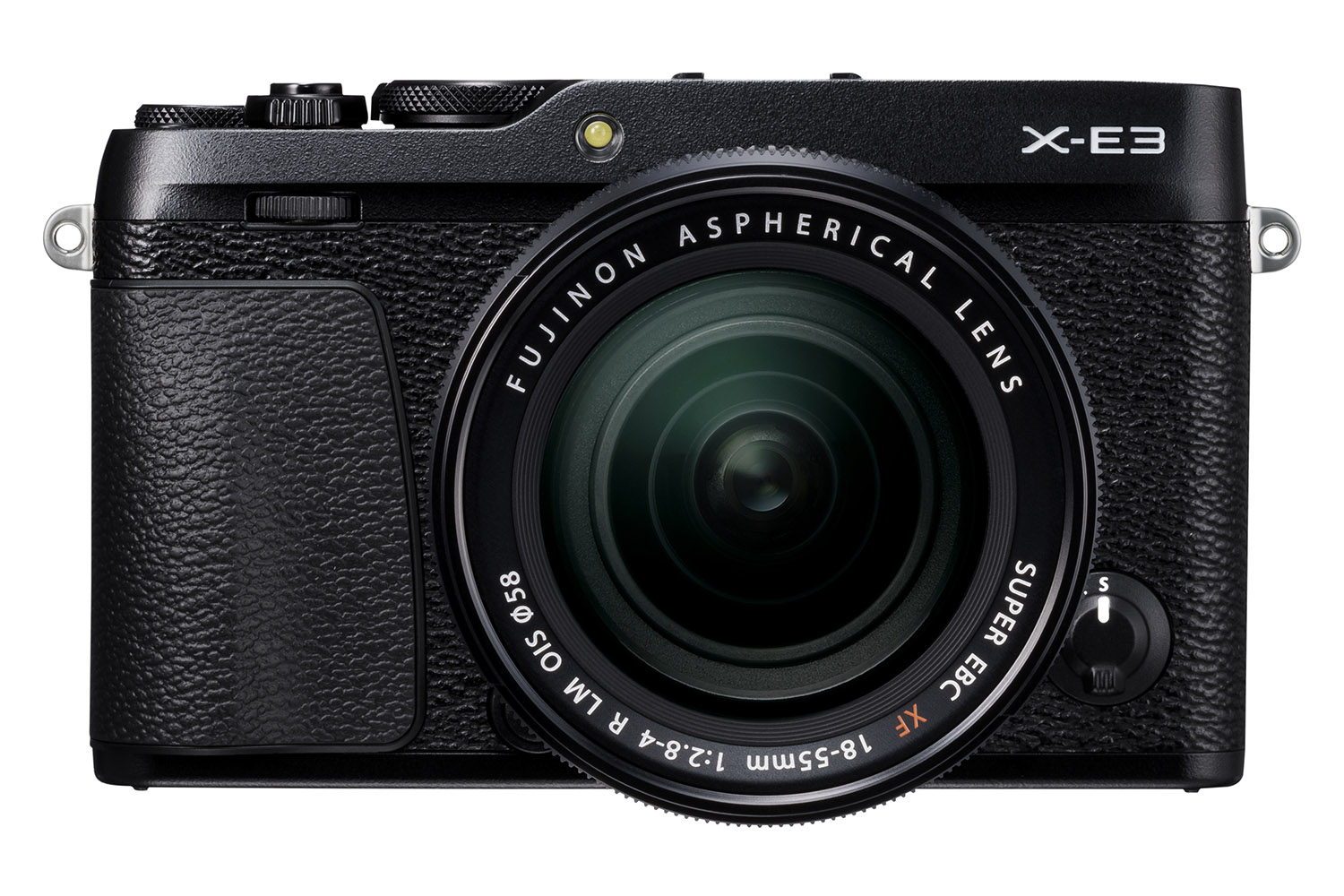The Fujifilm X-E3 is the latest addition to the X Series range of mirrorless cameras