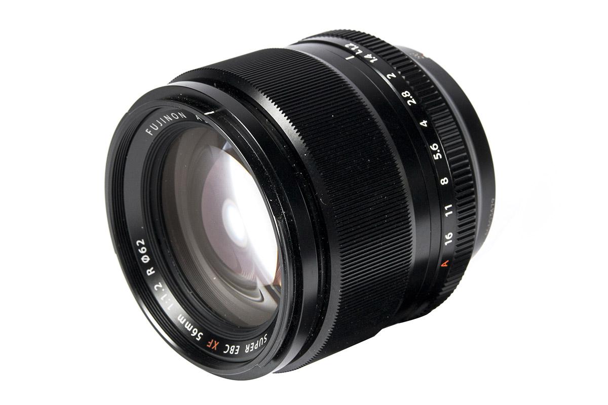 Fujinon XF 56mm f/1.2 R