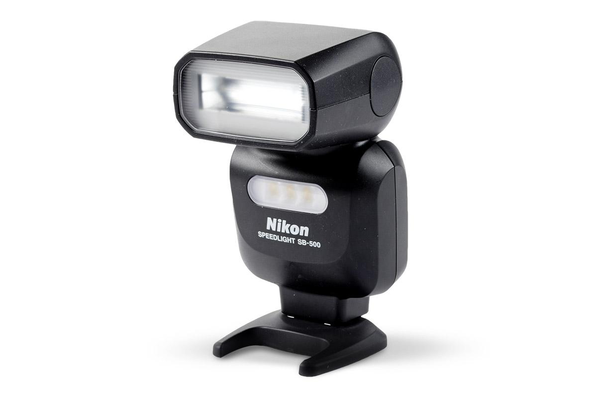 Nikon SB-500 flashgun