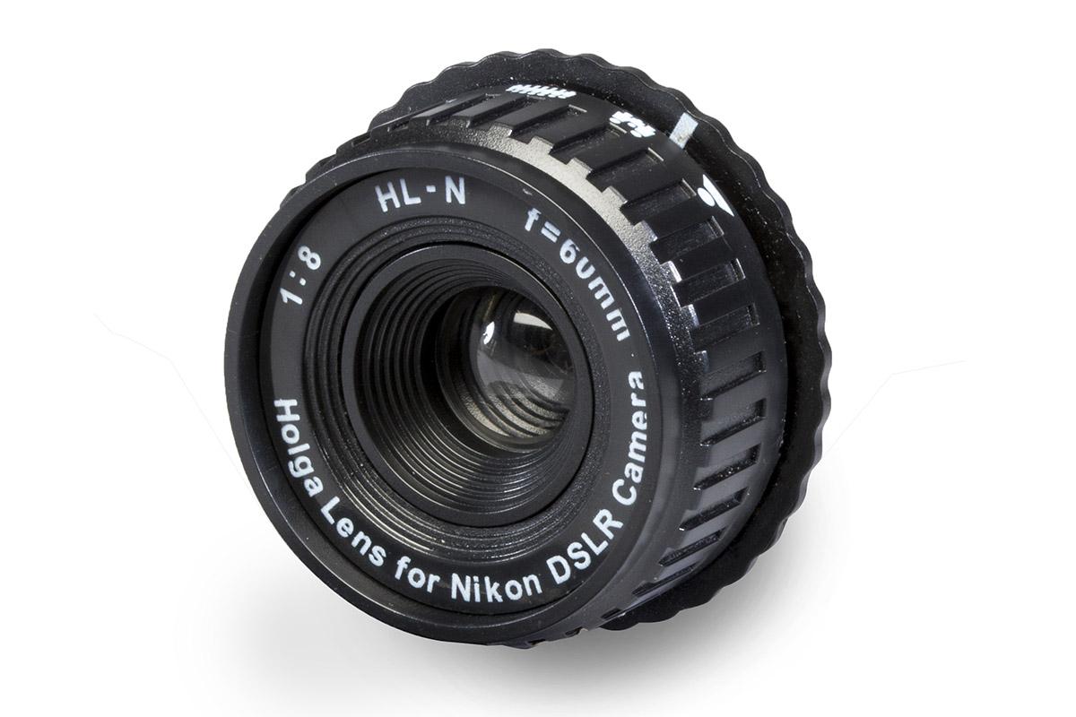 Holga 60mm lens for DSLR cameras