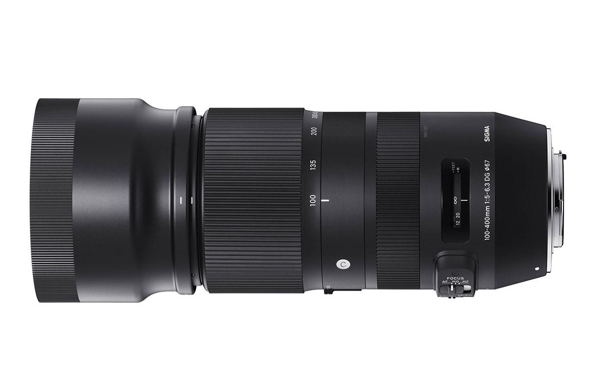 Sigma 100-400mm F5-6.3 DG OS HSM   C