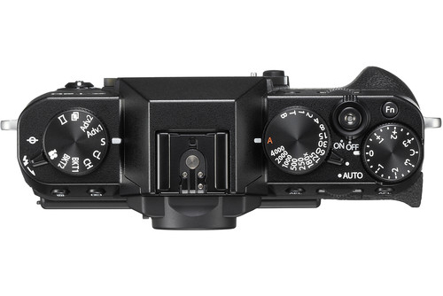Fujifilm stays true to its retro styling with the X-T20's dial layout