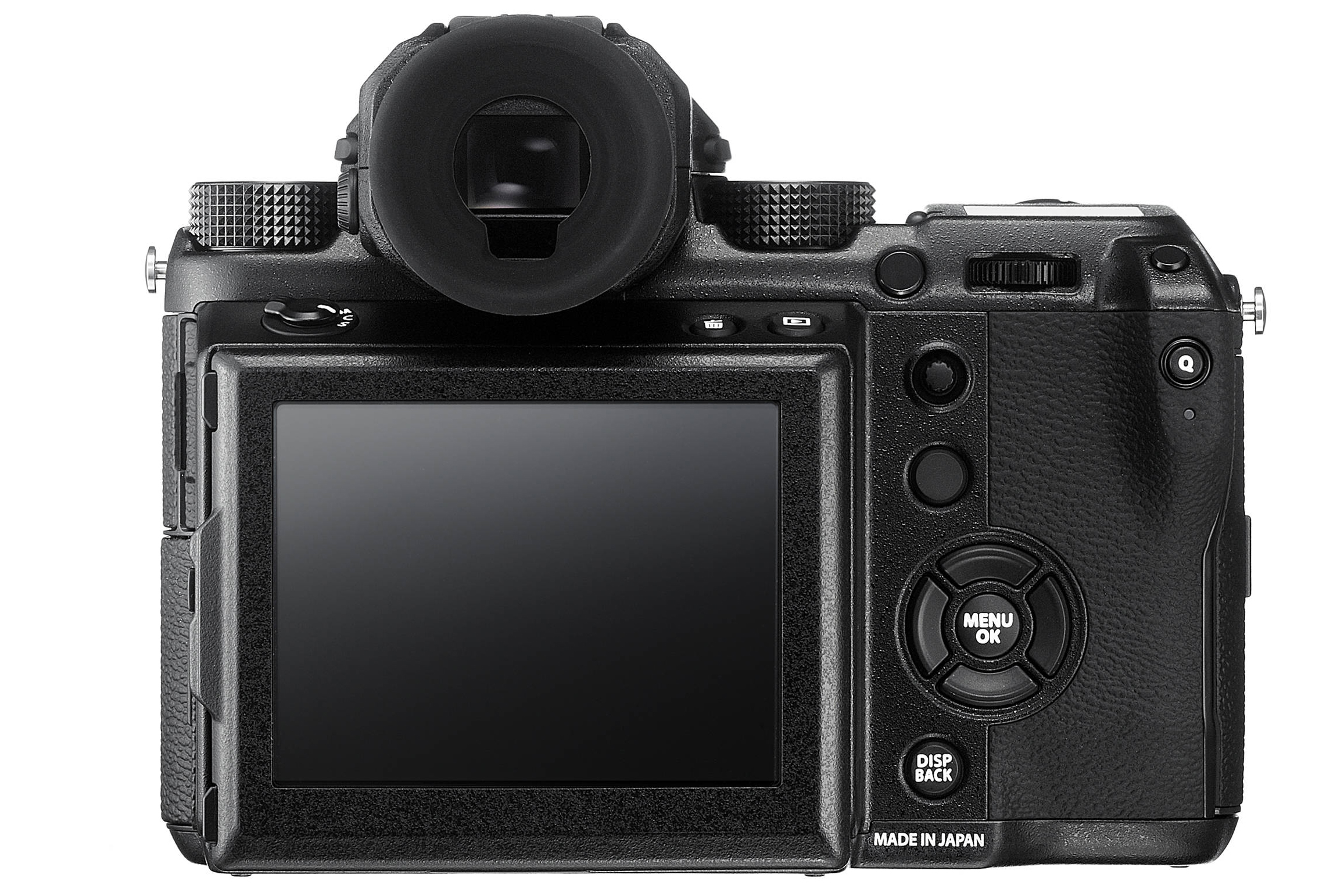 The sheer level of functionality, for a medium-format, is out of this world