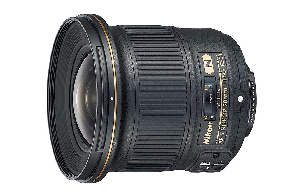 Nikon 20mm f/1.8 AF-S Nikkor ED