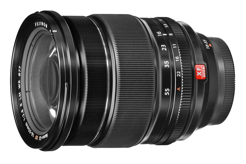 Fujifilm XF16-55mm f/2.8 R LM WR