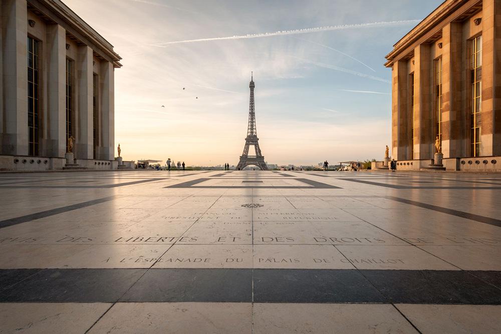 Parisian city views stand above Paris Musées' Les Catacombes de Paris