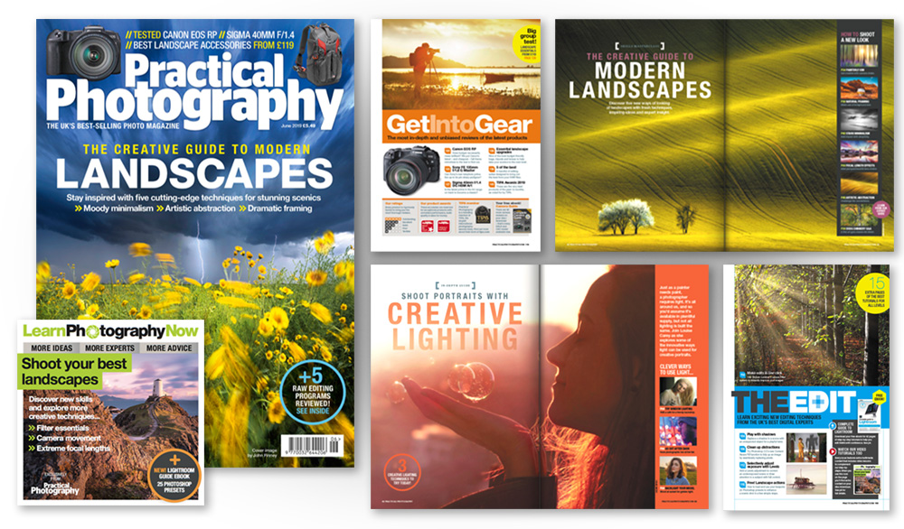 june — PP Latest issue — Practical Photography