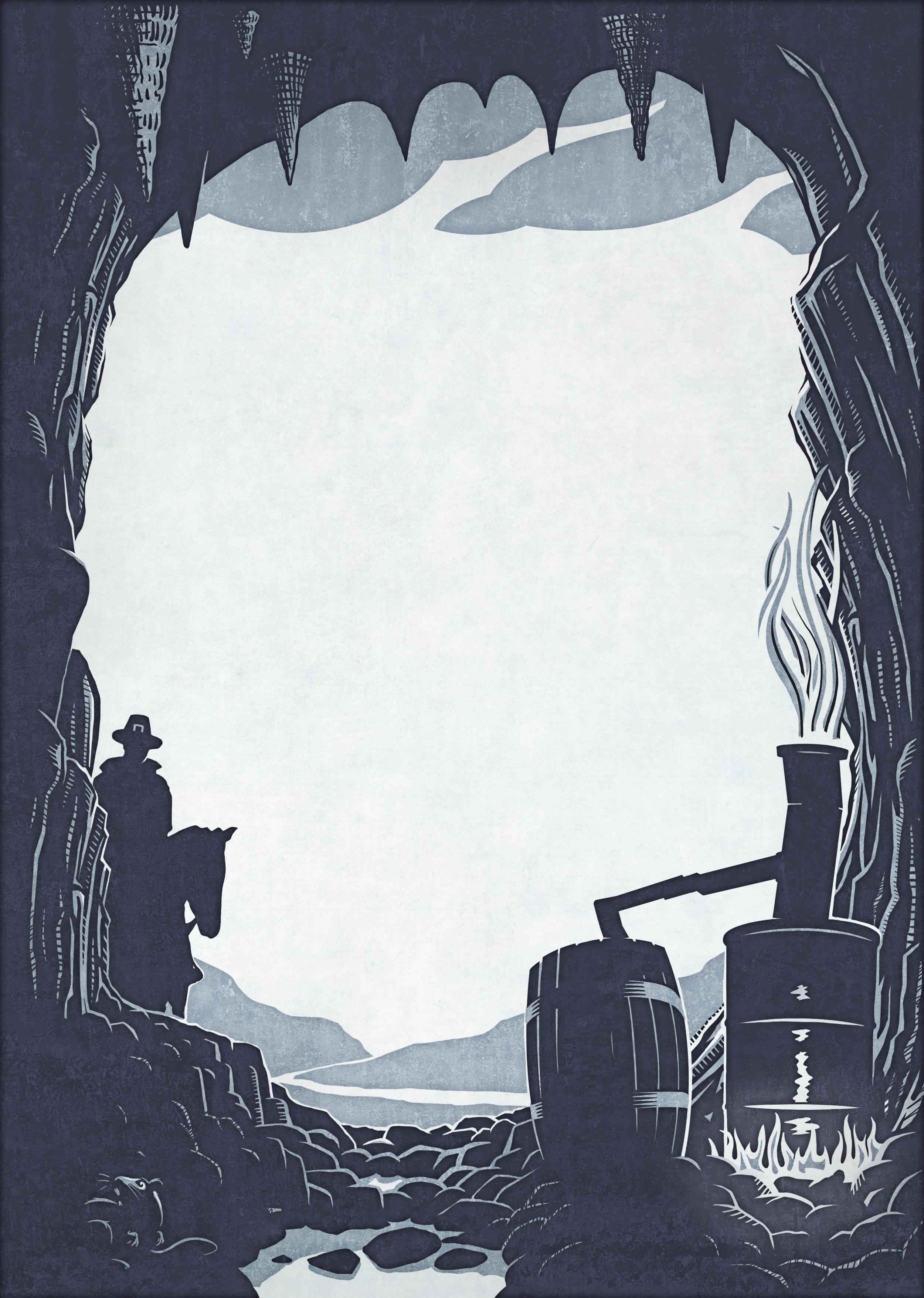 Illustration : Steven Hall / Trail Magazine