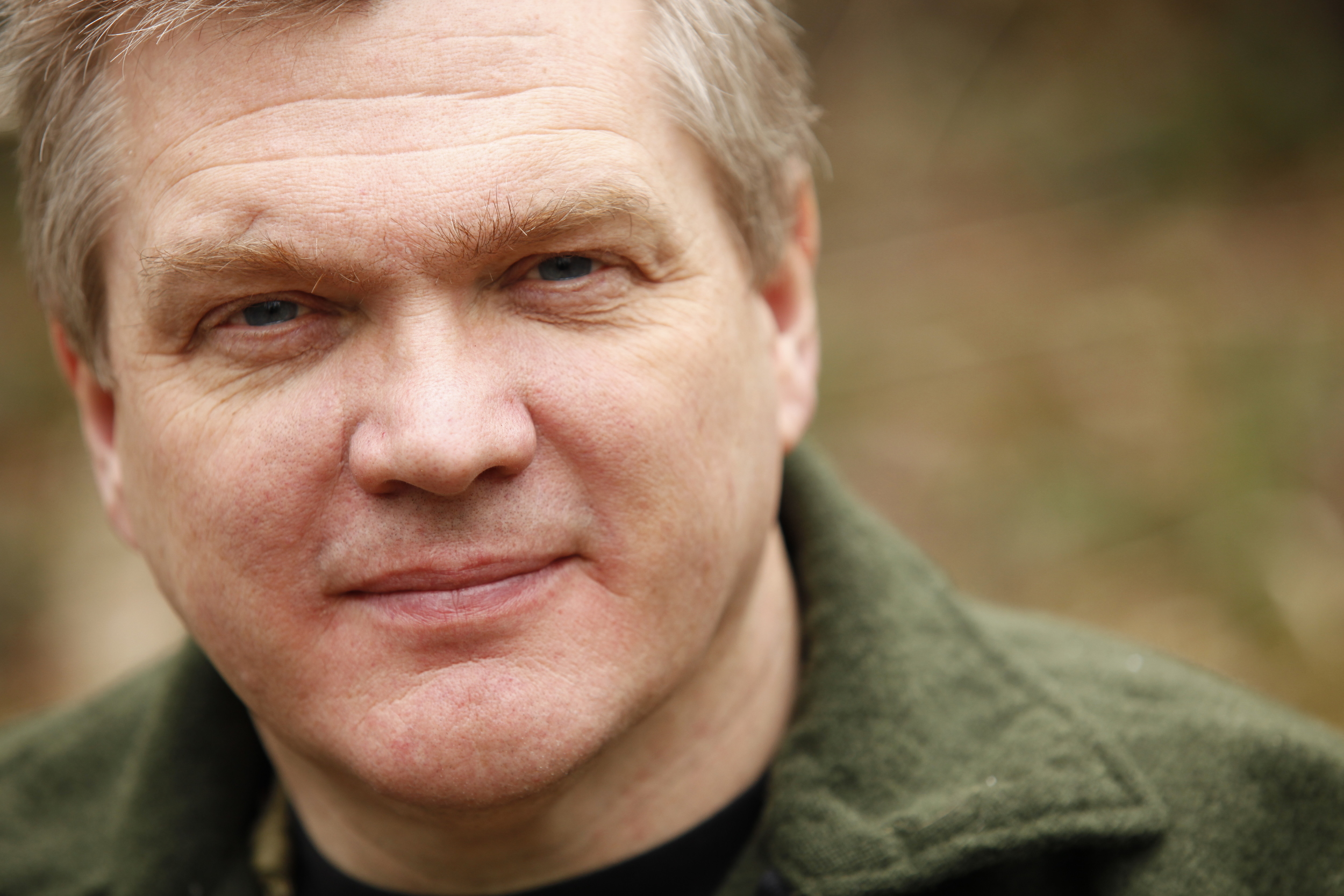 Ray Mears, March 2015.  Photograph : Tom Bailey © Trail Magazine