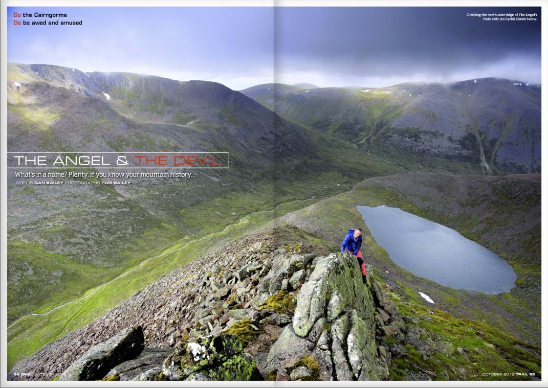 The Cairngorms - be awed and amused
