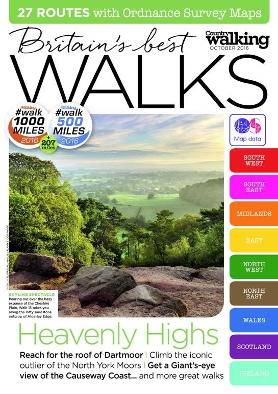 27 great new walks
