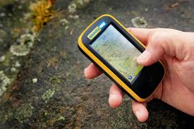handheld gps navigation device