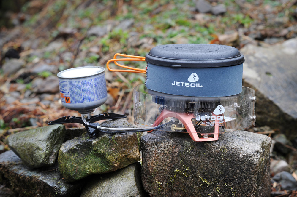 Jetboil Helios Camping Stove