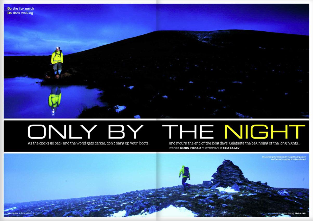 GO  the far north-  DO  dark walking