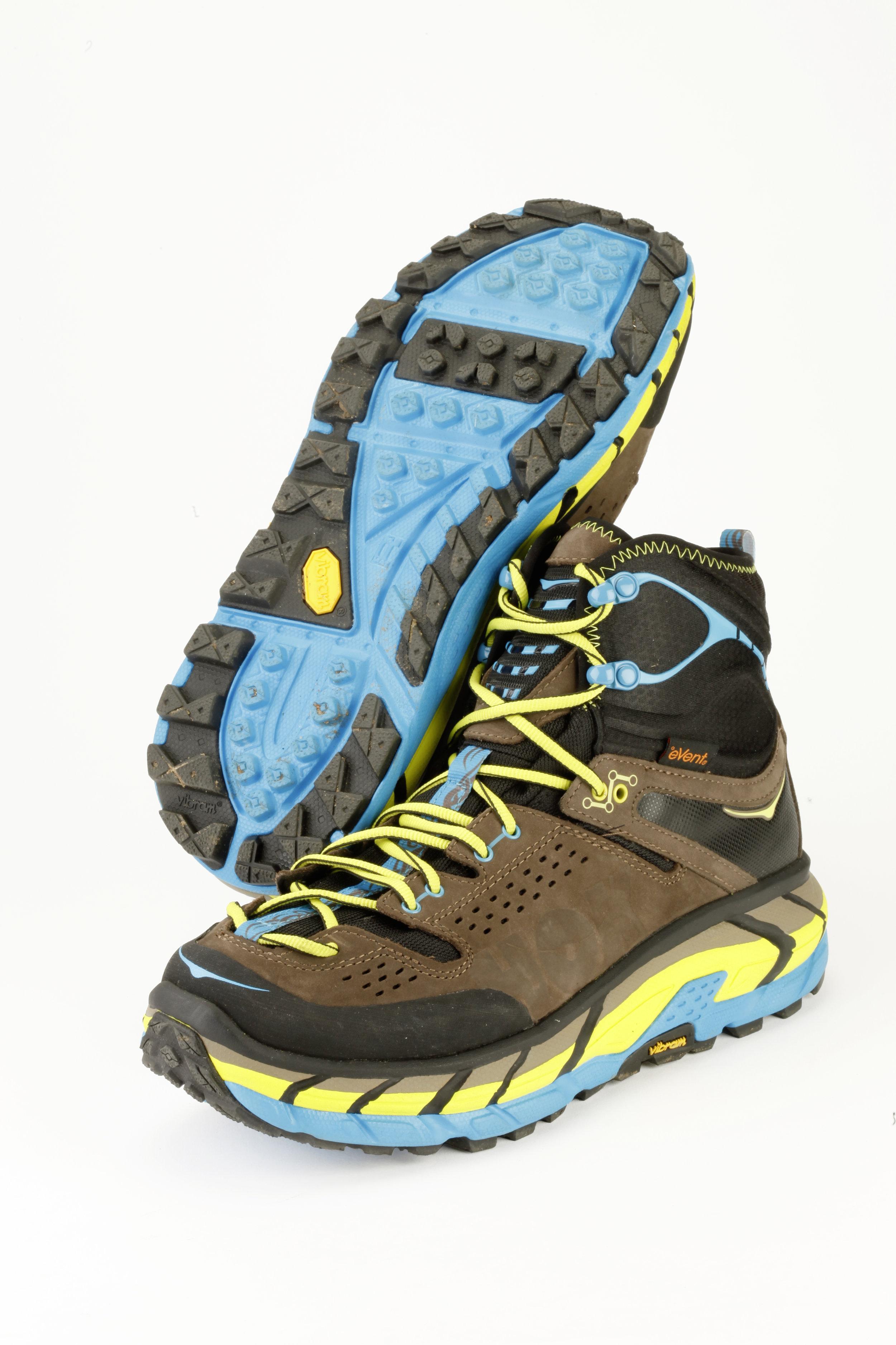 the latest e5f82 8f624 HOKA ONE ONE Tor Ultra Hi WP walking boots — Live for the ...