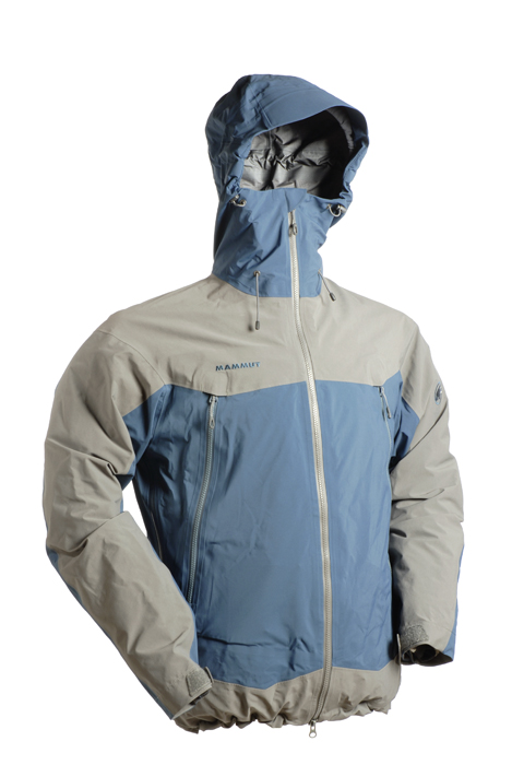 Inside ME's New Gore Tex Pro Jackets