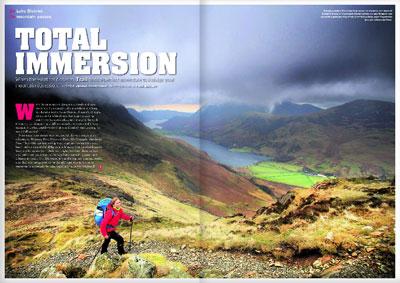 GO  Lake District -  DO  mountain passes