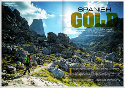 GO  northern Spain -  DO  the Peaks of Europe