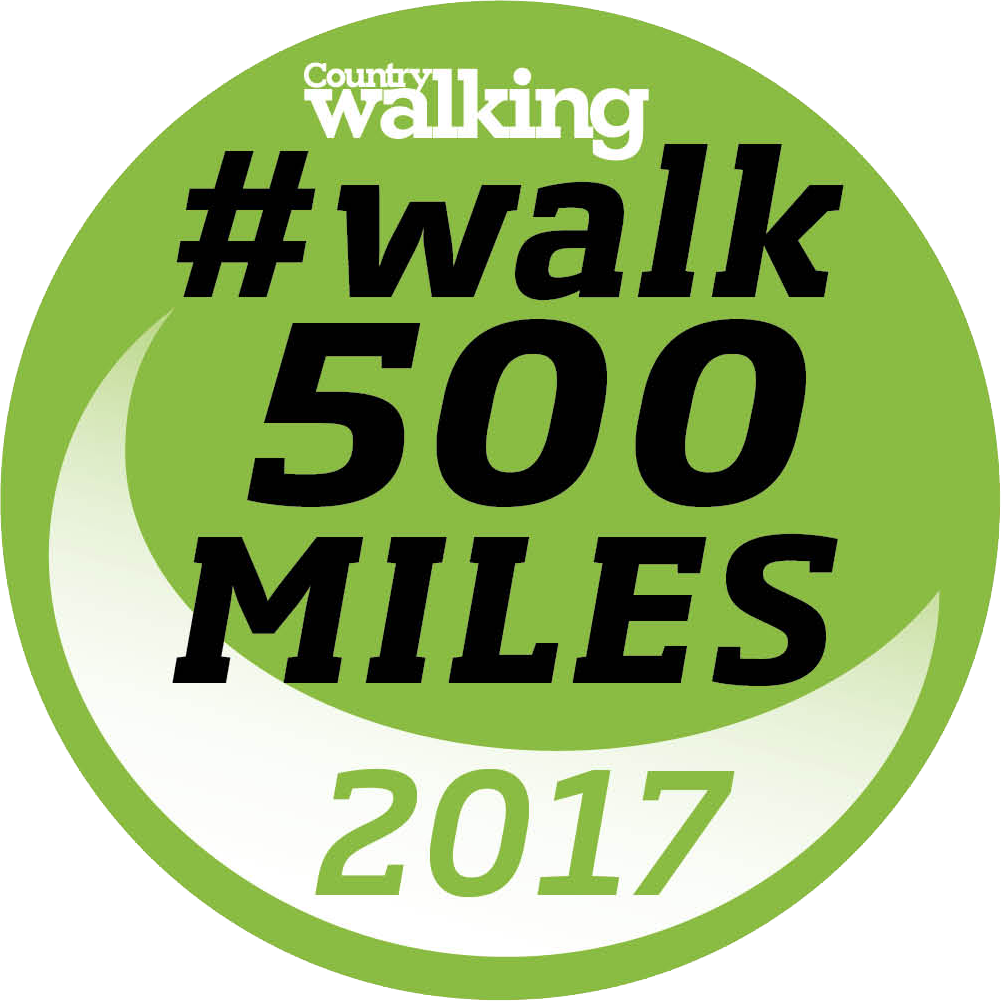 Walk 500 miles home page