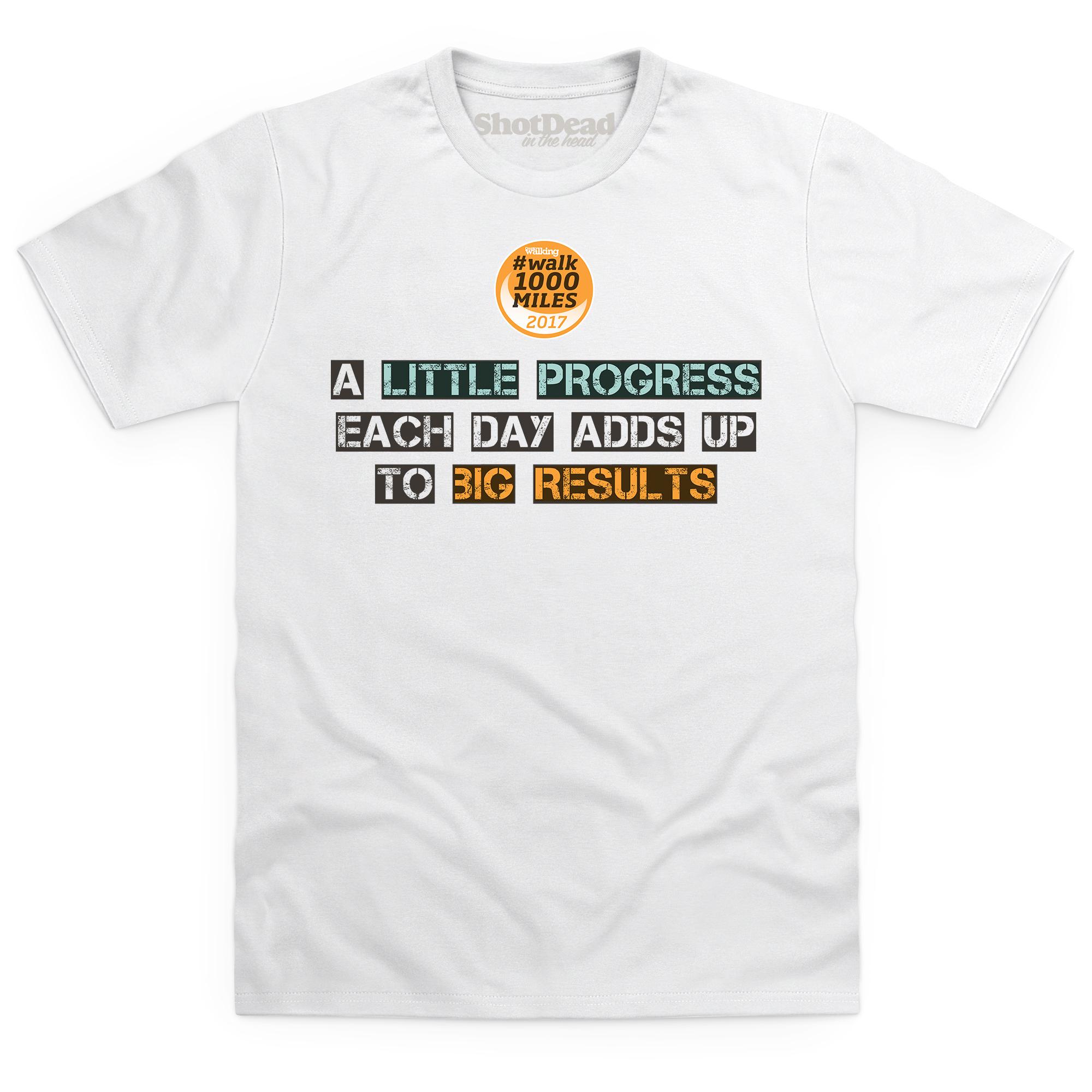 1000-mile t-shirts