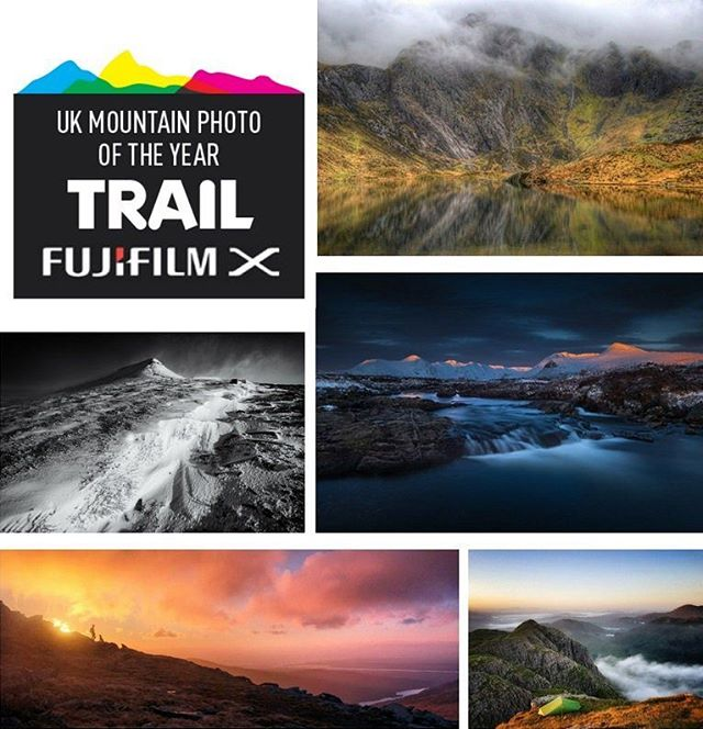 The UK Mountain Photo of the Year 2017 shortlist is decided! Check out the finalists at www.livefortheoutdoors.com/mountainphoto17 and vote for your favourite! #mountain #photo #competition #fujifilm #camera #vote
