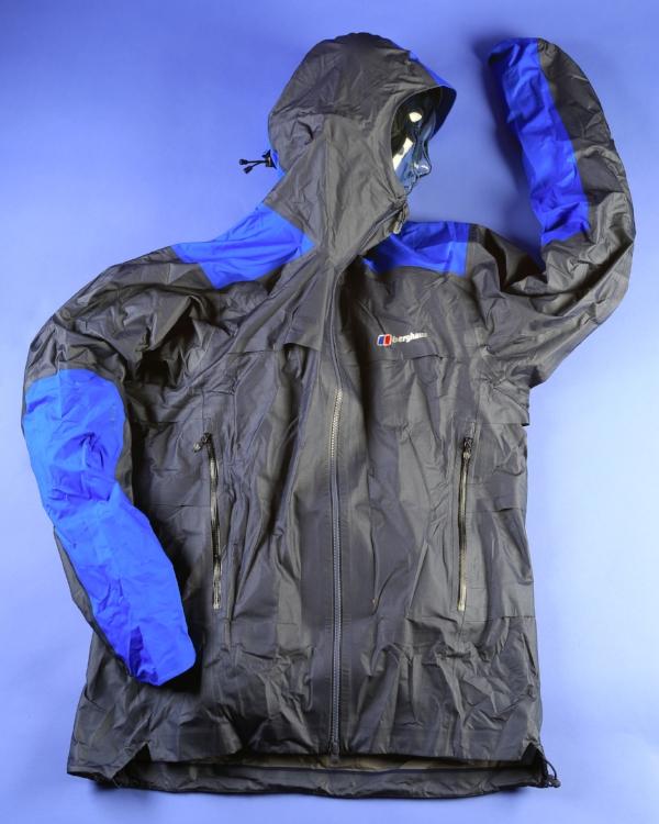 premium selection c86d5 1588e First test: Berghaus GR20 storm waterproof jacket reviewed ...