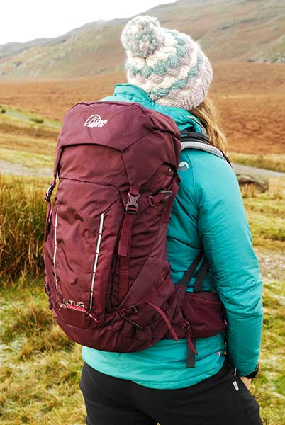 Brand: Lowe Alpine — Gear Rucksacks — Live for the Outdoors