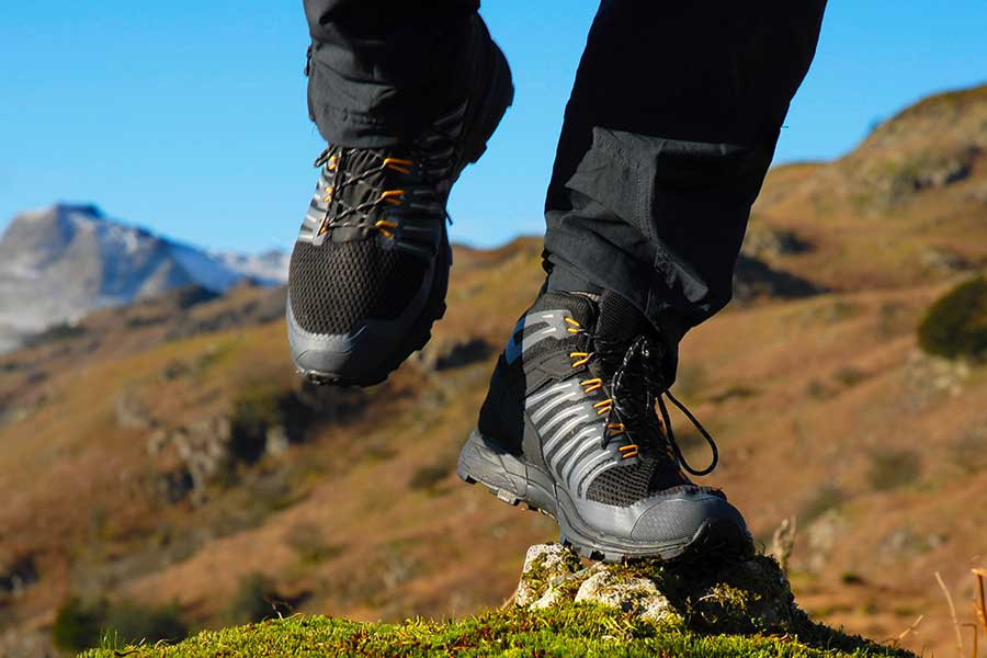 huge selection of e9d7b daf08 First test: Inov-8 Roclite 345 GTX walking boots reviewed ...