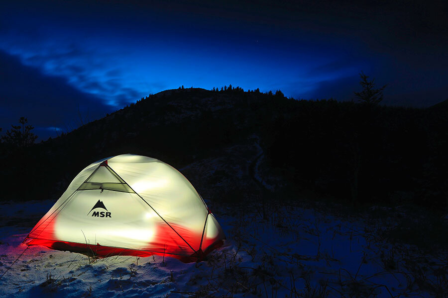 Cold Weather & Four Season Tents