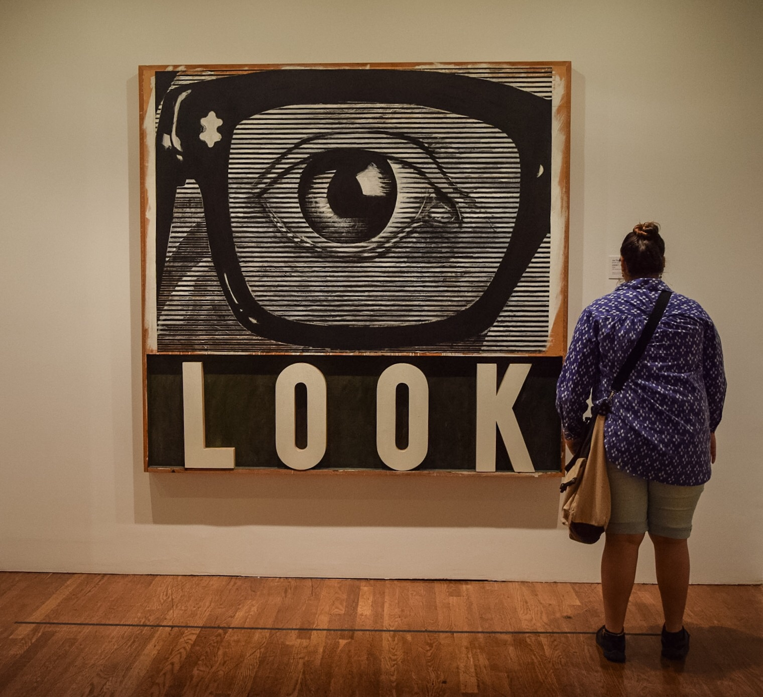 Look!, Joe Tilson, 1964