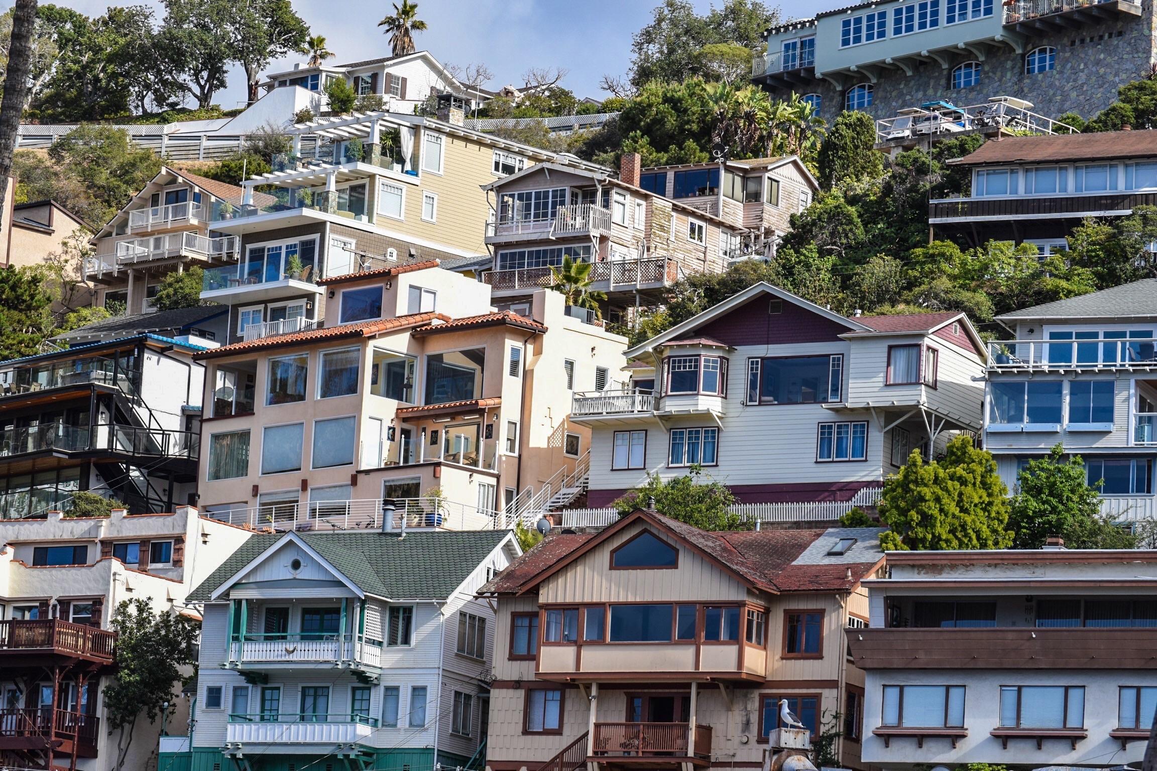 Catalina Island - Views views views
