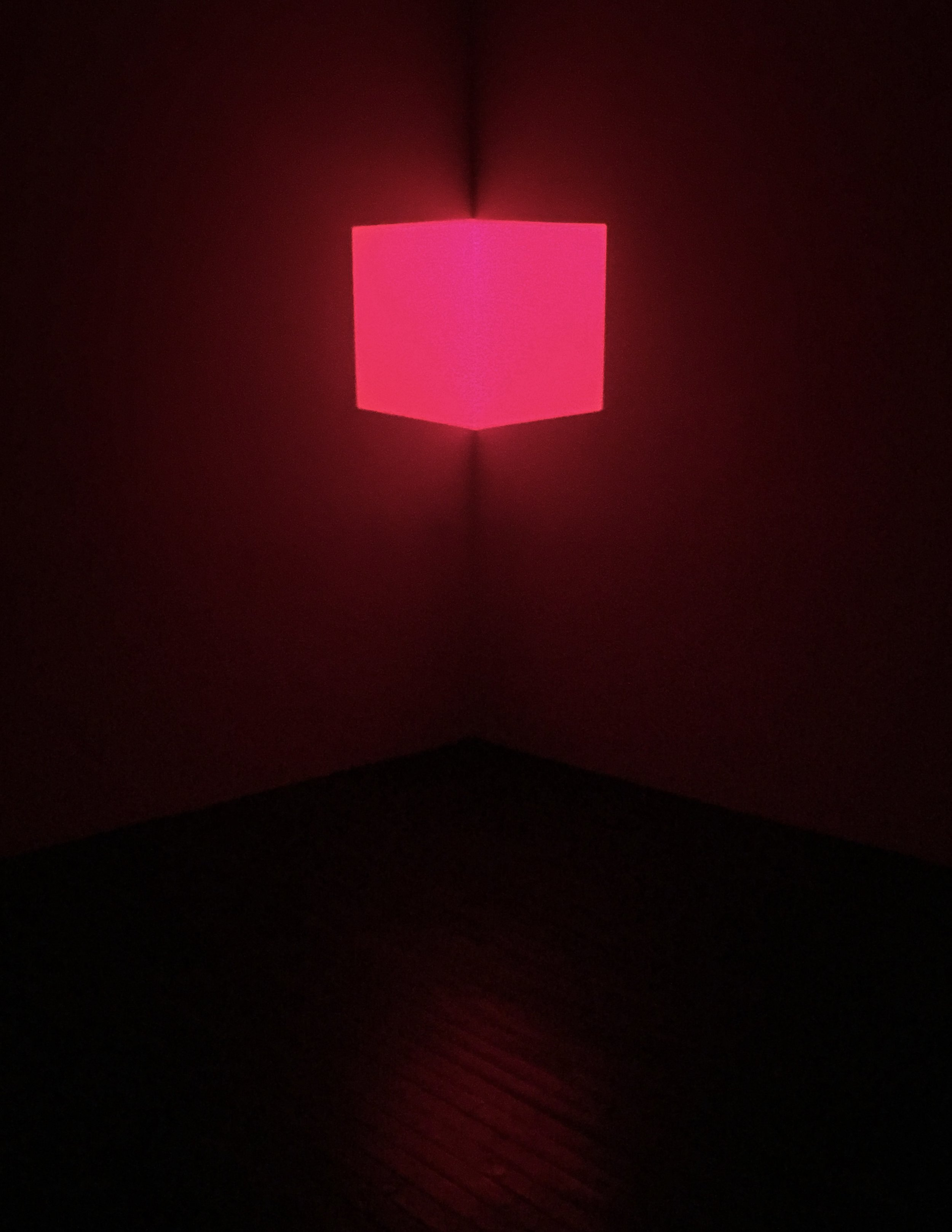 Catso, Red , James Turrell, 1967-1994