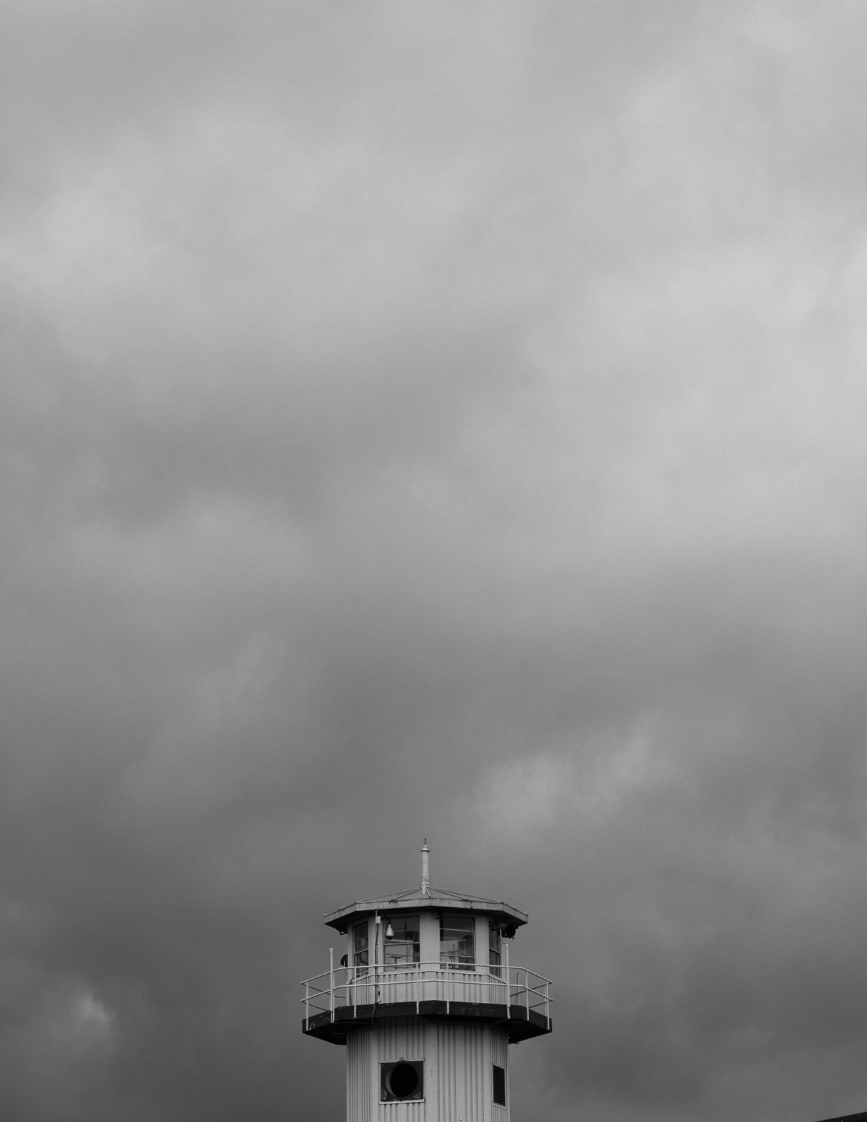 Central Guard Tower