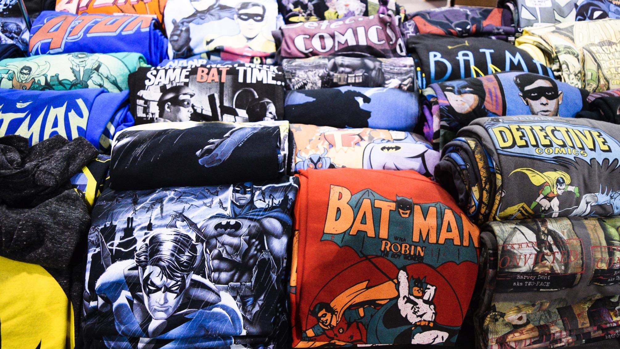 The Dark Knight vs Batman
