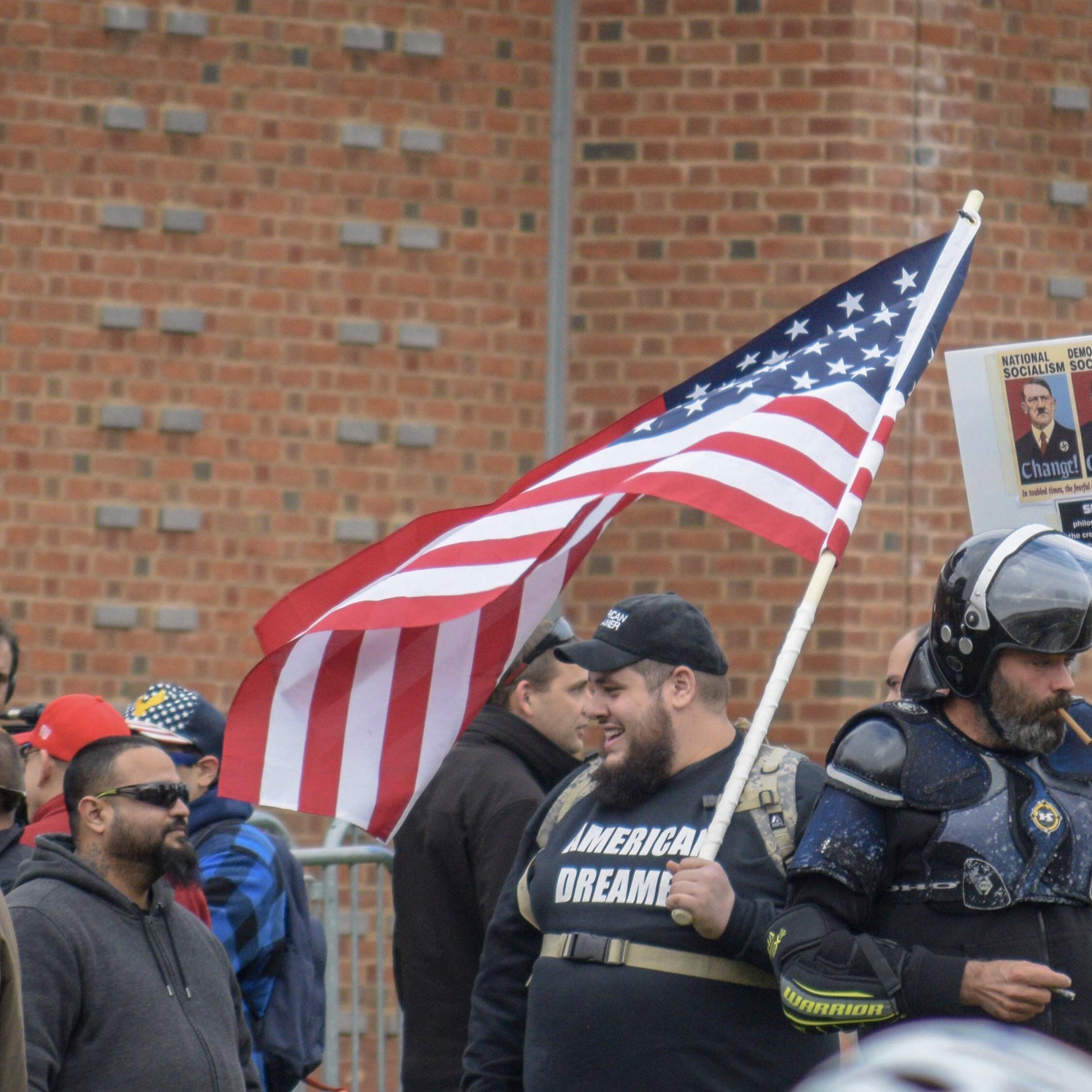 Proud Boys & Alt-Right Protestors