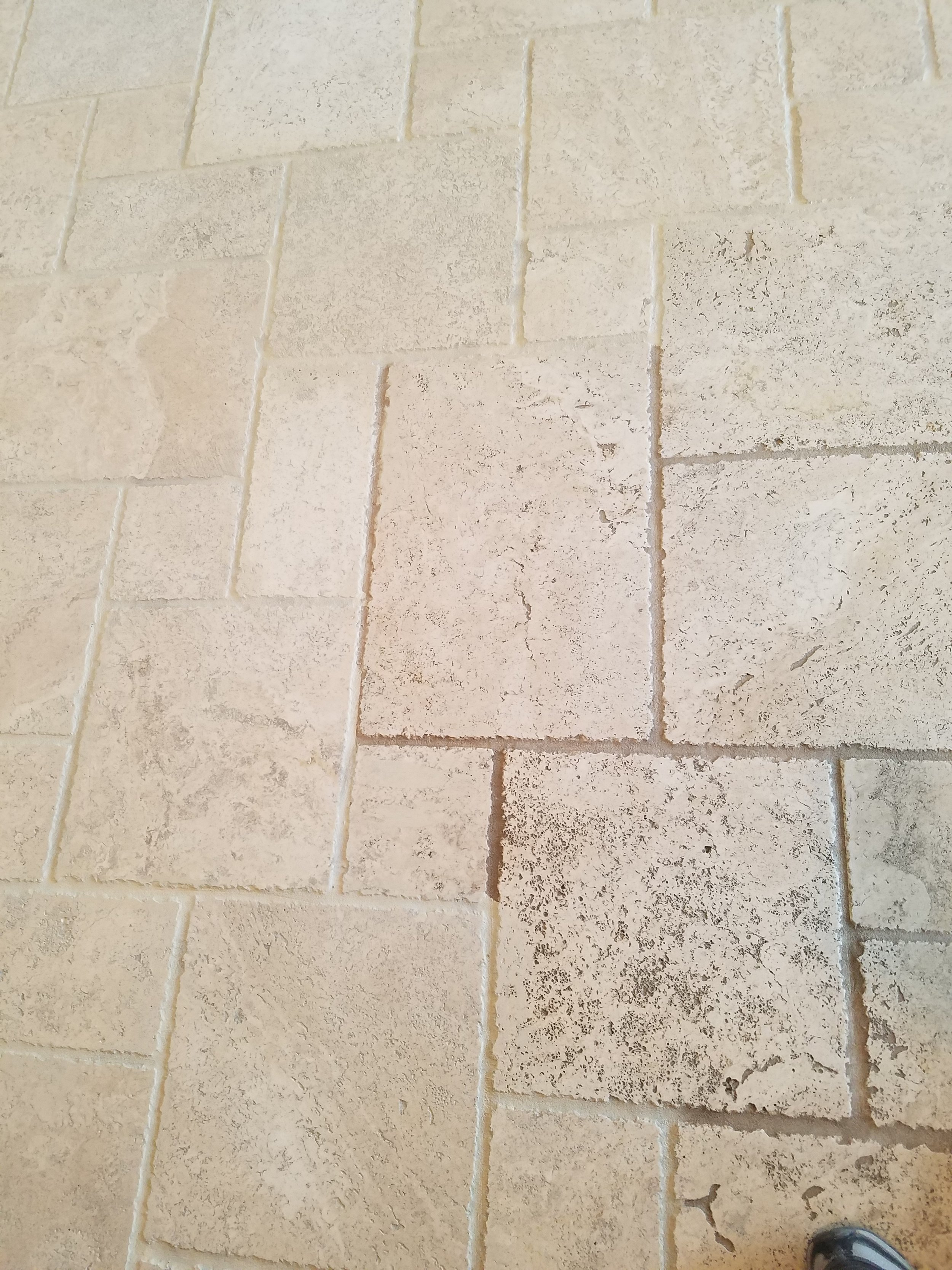 Tile & Grout Revitalization  Cleaning, sealing, a color change, and regrouting are all services that we offer to refresh your tile.