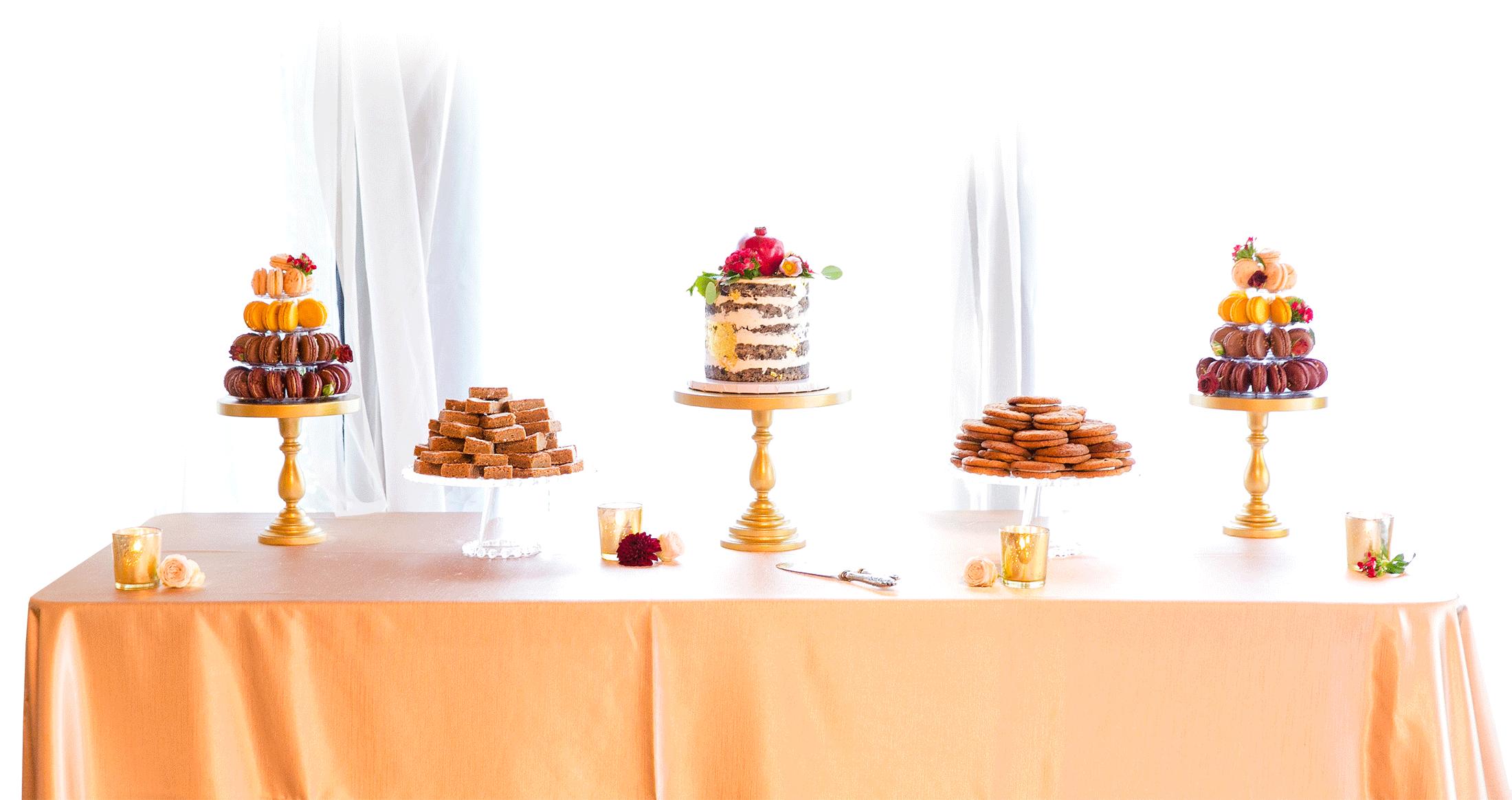 Charleston Wedding Desserts