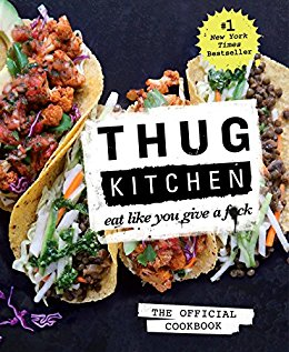 eat like you give a f*ck - This book is an invitation to everyone who wants to do better to elevate their kitchen game. No more ketchup and pizza counting as vegetables. No more drive-thru lines. No more avoiding the produce corner of the supermarket. Shit is about to get real.Get yours here.