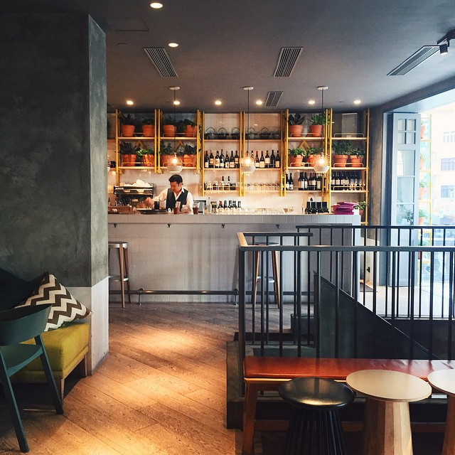 The Pawn By Tom Aikens, Hong Kong