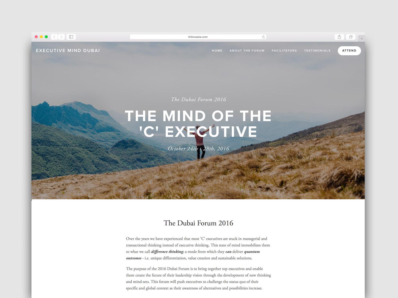 Executive Mind Dubai
