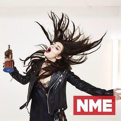 NME Awards 2015 Winners Room