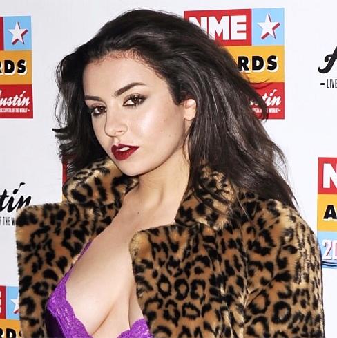 Charli XCX, NME Awards 2015 Red Carpet