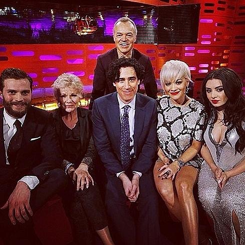 Charli XCX#The#Graham Norton#Show
