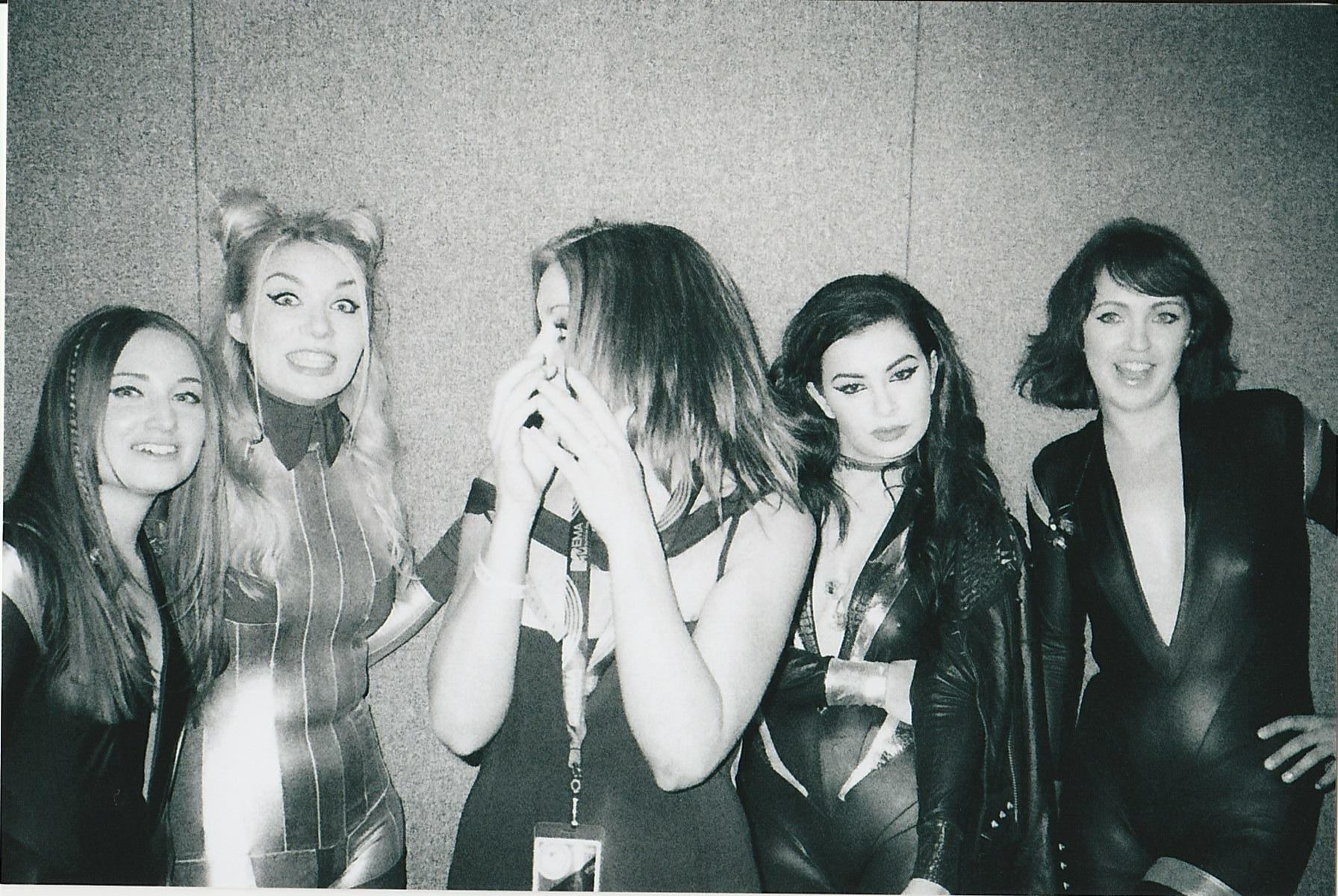 Charli XCX#MTV#Europe Music#Awards